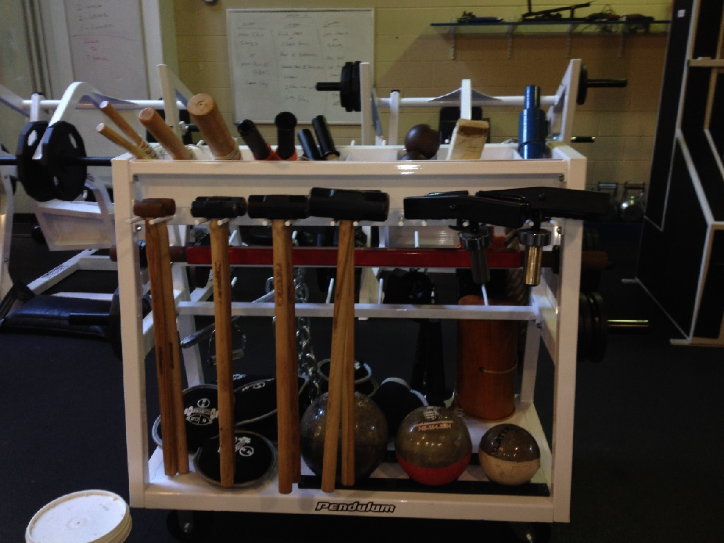Grip Cart Doug Scott Pingry School