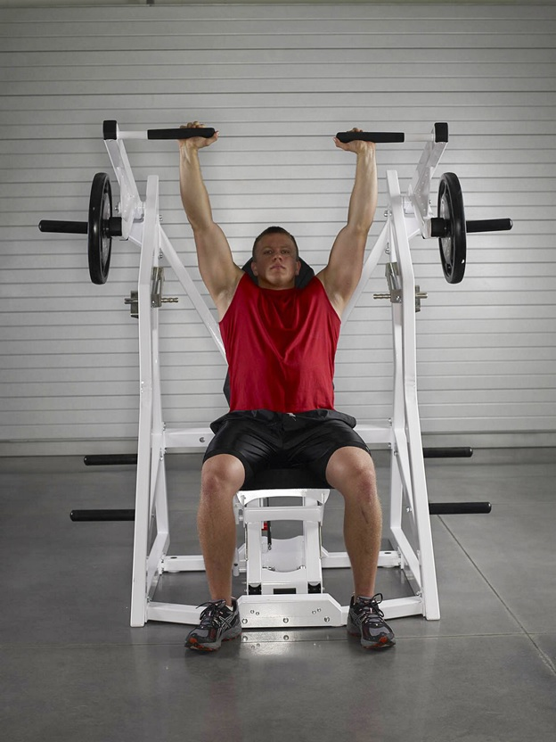Pendulum Shoulder Incline