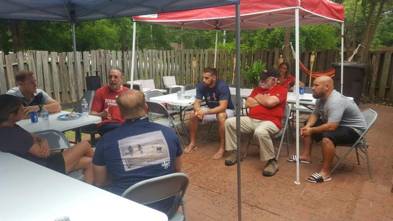 Newberry College Strength and Barbecue | Rogers Athletic