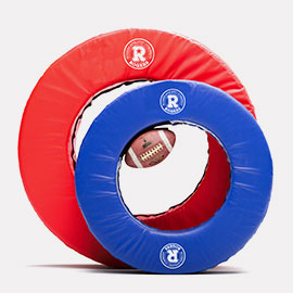 football tackle wheel