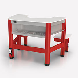 athletic training table - dock series