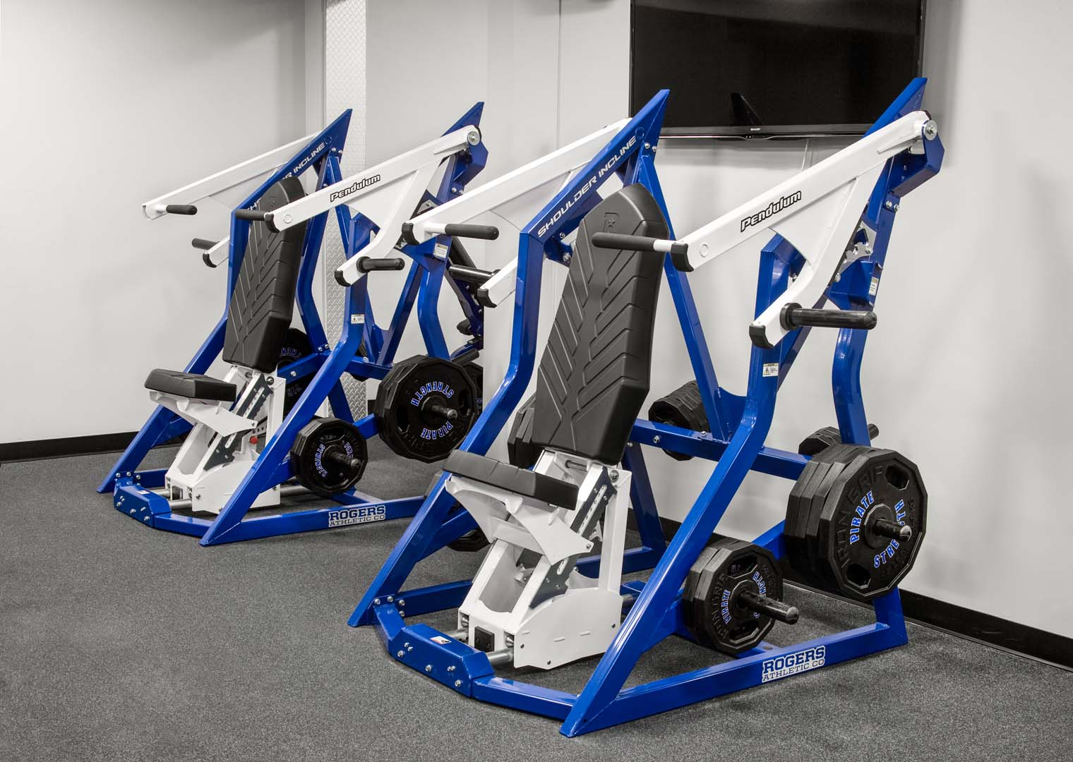 Seton Hall Strength - Shoulder Incline