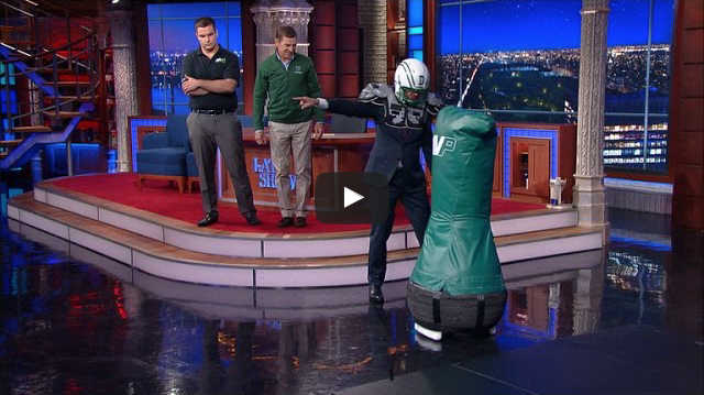 MVP-DRIVE Appears on Late Show with Stephen Colbert