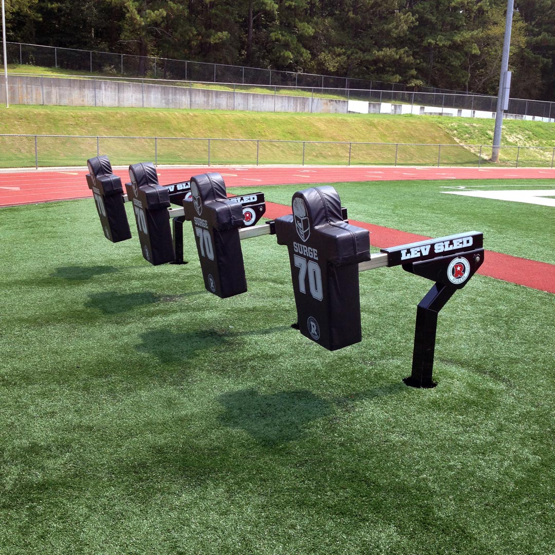 LEV Sled Outdoor Ground Mount