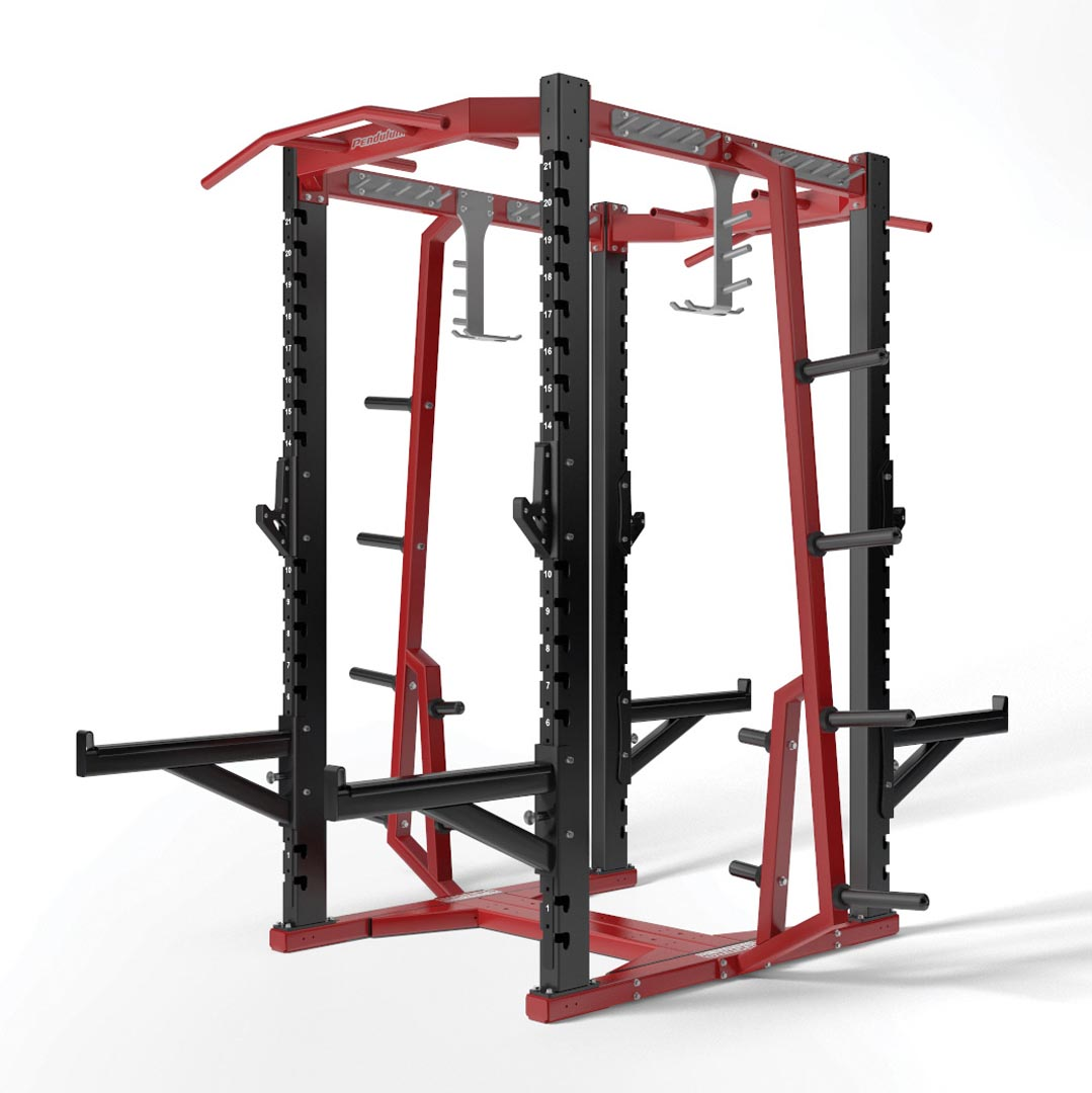 weight rack - dual | power rack