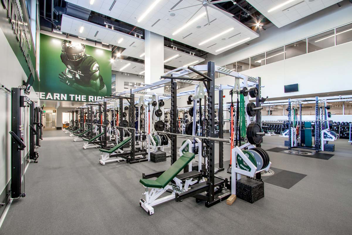 Pendulum Dual Rack XL's at Colorado State University