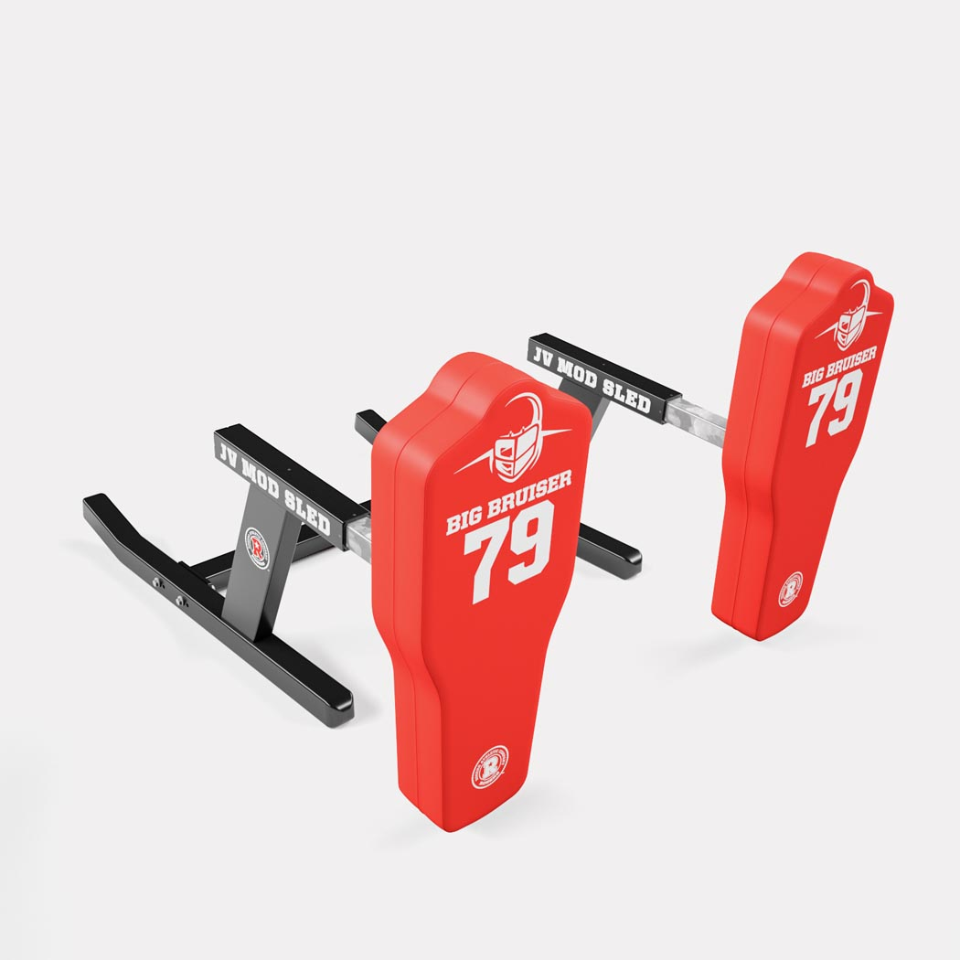 youth football sled - jv mod