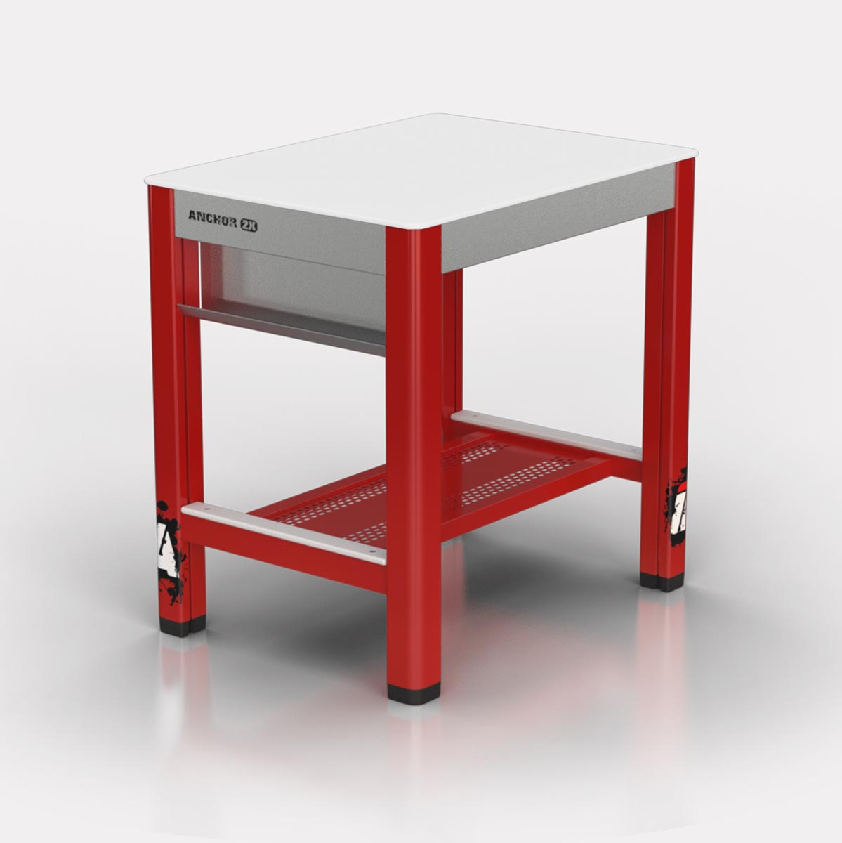 "2x 36"" athletic training table - anchor"